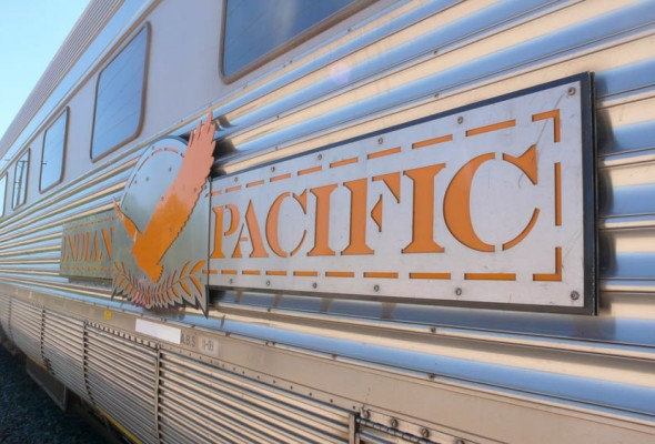 Riding the Rails – The Indian Pacific