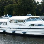 Leisurely sail along the Norfolk Broads
